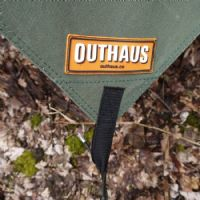 Outhaus Canvas Tarps - Available in 3 different sizes